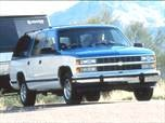 1992 Chevrolet Suburban 2500
