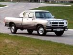 1992 Dodge D150 Club Cab