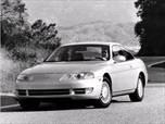1992 Lexus SC