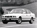 1993 BMW 5 Series