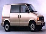 1993 Chevrolet Astro Cargo