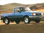 1993 Ford Ranger Regular Cab