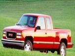 1995 GMC 2500 Club Coupe