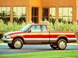 1996 GMC Sonoma Club Coupe Cab
