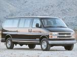 1998 Chevrolet Express 1500 Passenger