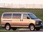 1998 GMC Savana 1500 Passenger