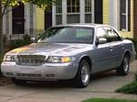 1998 Mercury Grand Marquis