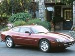 1999 Jaguar XK Series