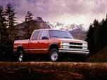 2000 Chevrolet 3500 Crew Cab