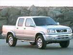 2000 Nissan Frontier Crew Cab