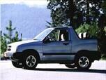 2001 Chevrolet Tracker