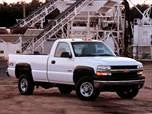 2002 Chevrolet Silverado 2500 HD Regular Cab
