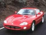 2002 Jaguar XK Series