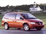 2003 Dodge Caravan Passenger