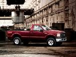 2006 Ford F350 Super Duty Regular Cab