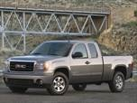 2007 GMC Sierra 2500 HD Extended Cab