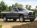 2008 Dodge Ram 1500 Regular Cab
