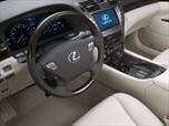 2008 Lexus LS photo