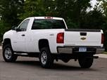 2011 Chevrolet Silverado 3500 HD Regular Cab photo