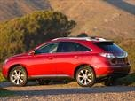 2011 Lexus RX photo