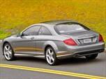 2011 Mercedes-Benz CL-Class photo