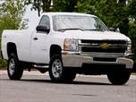 2012 Chevrolet Silverado 2500 HD Regular Cab