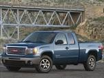 2012 GMC Sierra 2500 HD Extended Cab