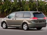 2012 Toyota Sienna photo