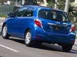2012 Toyota Yaris photo