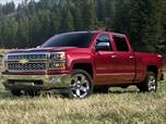 2014 Chevrolet Silverado 1500 Crew Cab photo