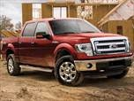 2014 Ford F150 SuperCrew Cab photo