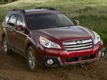 2014 Subaru Outback photo