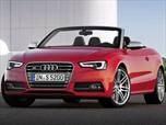 2015 Audi S5 Prestige  Convertible