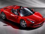 2015 Ferrari 458 Spider  Convertible