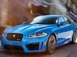 2015 Jaguar XFR-S  Sedan