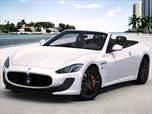 2015 Maserati GranTurismo MC  Convertible