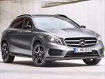 2015 Mercedes-Benz GLA-Class GLA45 AMG 4MATIC  Sport Utility