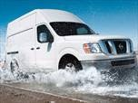2015 Nissan NV1500 Cargo