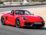 2015 Porsche Boxster GTS  Roadster