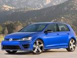 2015 Volkswagen Golf R  Hatchback Sedan