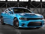 2016 Dodge Charger R/T Scat Pack  Sedan