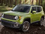 2016 Jeep Renegade 75th Anniversary  Sport Utility