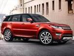 2016 Land Rover Range Rover Sport SVR  Sport Utility
