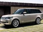 2016 Land Rover Range Rover SVAutobiography LWB  Sport Utility