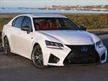 2016 Lexus GS F  Sedan