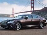 2016 Lexus LS 600h L  Sedan