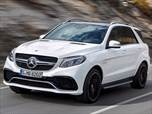 2016 Mercedes-Benz Mercedes-AMG GLE Coupe GLE63 S  Sport Utility