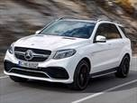 2016 Mercedes-Benz Mercedes-AMG GLE GLE63 S 4MATIC  Sport Utility