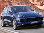 2016 Porsche Cayenne Diesel  Sport Utility