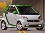 2016 smart fortwo electric drive  Hatchback Coupe